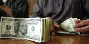 Dólar cierra jornada en 19.22 pesos a la venta