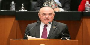 Senador Ruffo Appel presenta denuncia ante la PGJDF por escucha telefónica