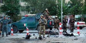 Ataque suicida deja 14 muertos en Afganistán