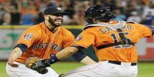 Juego sin hit ni carrera para pitcher de Astros