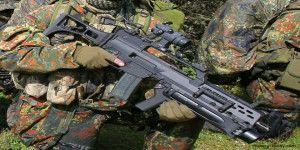 La SEDENA retira fusiles alemanes por presiones