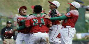 México a la final internacional de Serie Mundial de Pequeñas Ligas