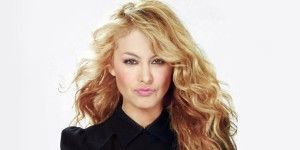Paulina Rubio es la mexicana más popular en Spotify