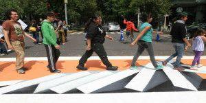 Cada año mueren ocho mil peatones en México