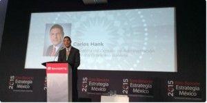 Banorte puede ser la liga entre ciudadanos y gobernantes: Carlos Hank