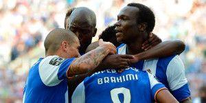 Héctor Herrera entra de cambio en triunfo del Porto
