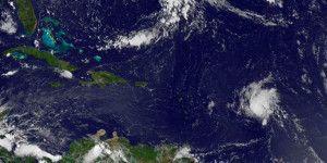 Huracán Danny se degrada a tormenta tropical