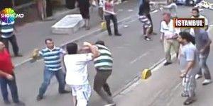 Video: comerciantes atacan a turista sin saber que es boxeador