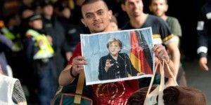 Alemania promete más ayuda financiera ante masivo arribo de migrantes