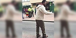 Videos muestran actitudes racistas de policías en Colombia