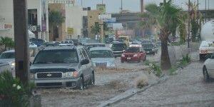 Declaran desastre natural en 16 municipios de Sonora por lluvias