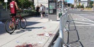 Hieren a asesor del gobernador de Nueva York en tiroteo