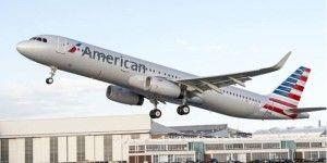 American Airlines usa avión no certificado en un vuelo