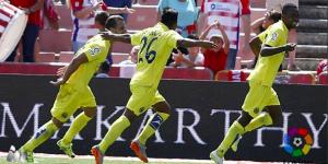 Sin Jona dos Santos, Villarreal vence al Granada
