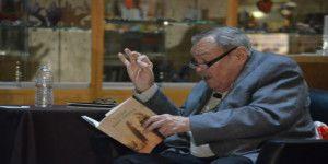 Ha muerto el escritor Eraclio Zepeda