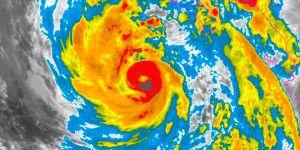 Huracán Linda provocará lluvias en siete estados