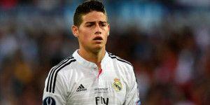 Video: James Rodríguez anota un golazo en práctica de Colombia