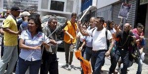 Un muerto y 8 heridos durante audiencia de Leopoldo López