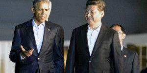 Una cena, primer encuentro entre Obama y Xi Jinping