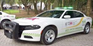 Entran en operación 38 patrullas ambientales en el D.F.