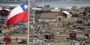 Se eleva a 13 número de muertos por sismo en Chile