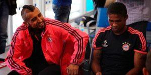 Bayern Munich pasa susto durante aterrizaje