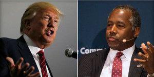 Ben Carson se acerca a Donald Trump en encuestas