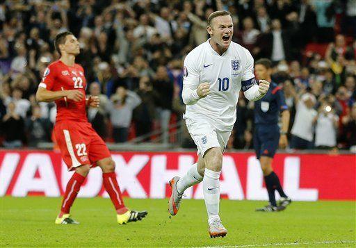 Rooney perdió 600 mil euros en apuestas