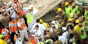 Más de 700 muertos por estampida en peregrinaje a La Meca