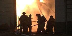 Mueren dos menores en incendio en Jalisco