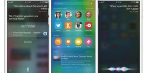 Reportan fallas en dispositivos Apple por actualización iOS 9