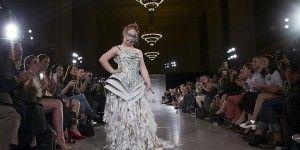 Semana de la Moda de NY abre sus puertas a personas con discapacidad