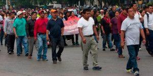 Se prevén tres manifestaciones en la Ciudad de México