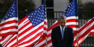 Conmemoran 14 aniversario del 11 de septiembre