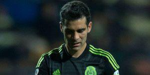 Márquez se pierde partido contra Estados Unidos
