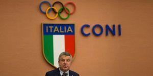 Roma presentó su postulación para JJ.OO. 2024