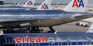Muere piloto durante vuelo de American Airlines