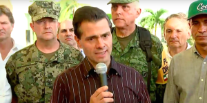 EPN levanta alerta preventiva en Colima, Jalisco y Nayarit
