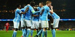 Manchester City logra agónico triunfo en Champions