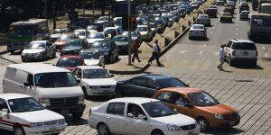 Estudio revela falta de opciones de movilidad en Santa Fe, Polanco y corredor Reforma