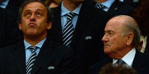 Blatter quería mi piel: Platini