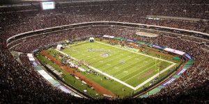 Anuncian juego Patriotas vs. Raiders en el Estadio Azteca