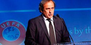 Estoy decidido a defenderme: Michel Platini
