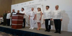 Osorio Chong anuncia estrategia de seguridad para Guerrero