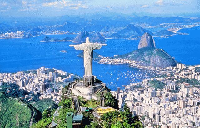 Rio de Janeiro. Foto de internet.