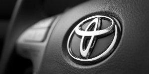 Toyota llama a revisión 6.4 millones de autos