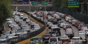 En 22 años aumentó en 2 millones de unidades el parque vehicular en el Valle de México