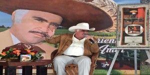 Vicente Fernández dará su último concierto en el Azteca