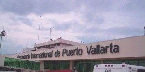Cierran aeropuerto de Puerto Vallarta por Patricia