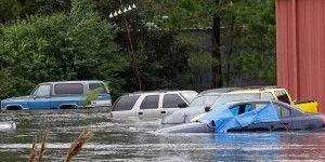 Declaran a La Paz zona de desastre por inundación